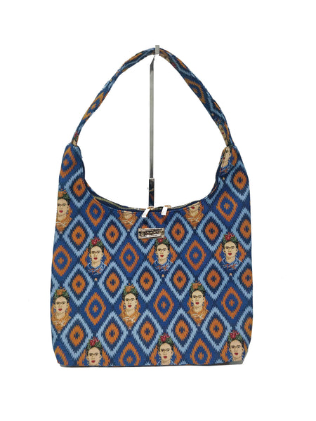 HOBO-FKICON | FRIDA KALHO HOBO HANDBAG SHOULDER BAG