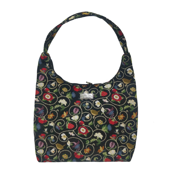 HOBO-JACOB | JACOBEAN DREAM HOBO HANDBAG SHOULDER BAG