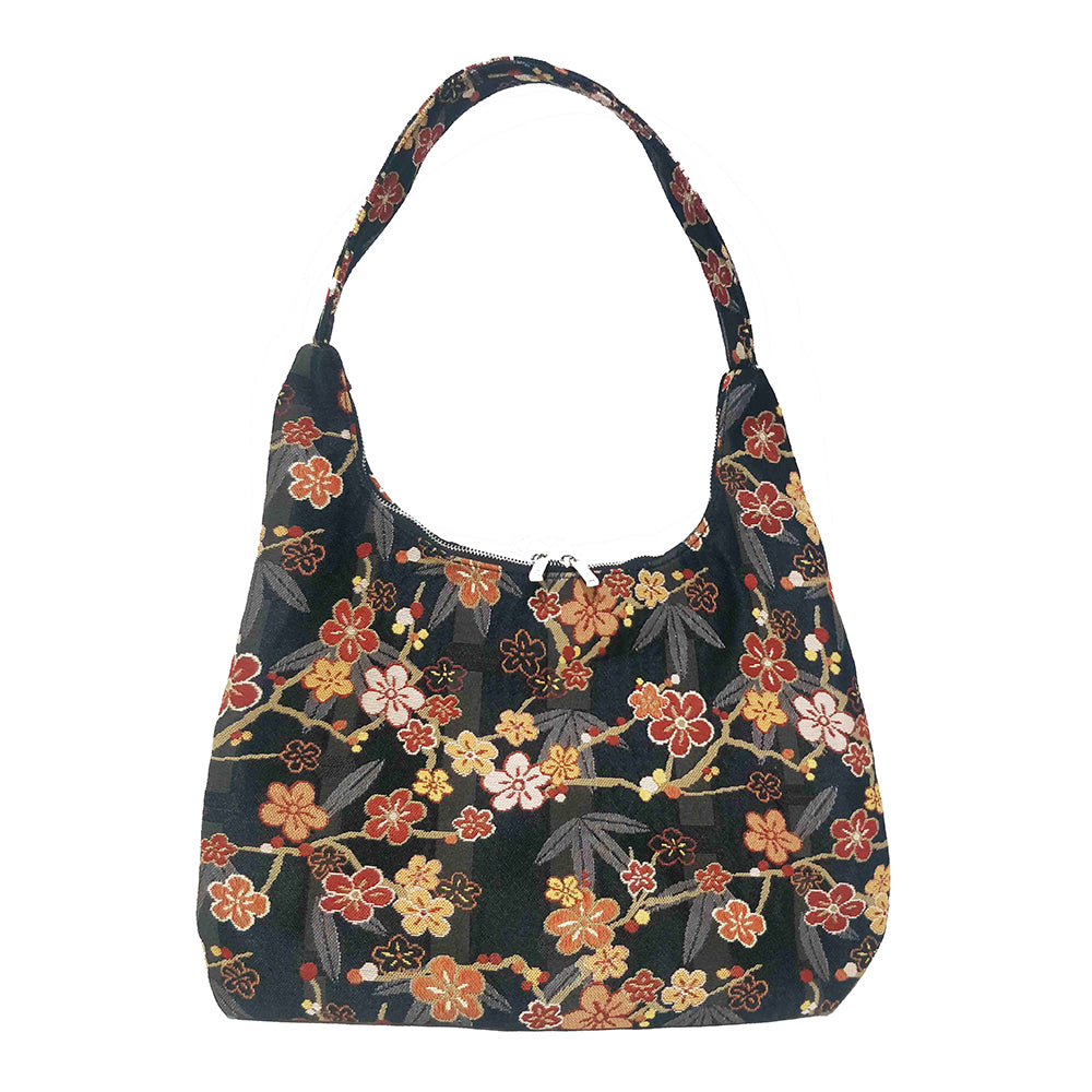 HOBO-SAKURA | UME SAKURA HOBO HANDBAG SHOULDER BAG