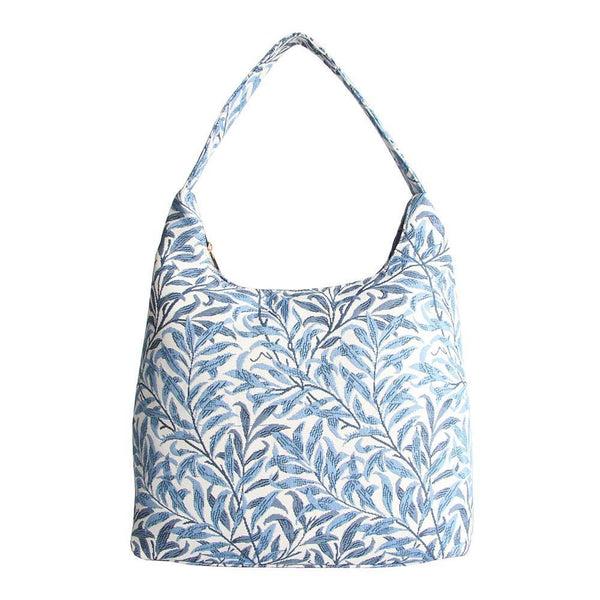 HOBO-WIOW | WILLIAM MORRIS WILLOW BOUGH HOBO HANDBAG SHOULDER BAG - www.signareusa.com