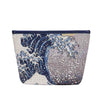MAKEUP-ART-JP-WAVE | HOKUSAI GREAT WAVE OFF KANAGAWA  MAKE UP COSMETIC BAG - www.signareusa.com