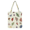 MECO-BUTT | BUTTERFLY MEDIUM ECO REUSABLE GROCERY TOTE BAG - www.signareusa.com