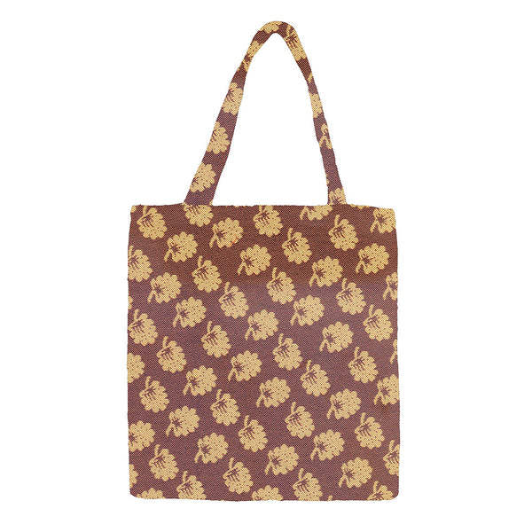MECO-JANE | JANE AUSTEN'S OAK MEDIUM ECO REUSABLE GROCERY TOTE BAG - www.signareusa.com