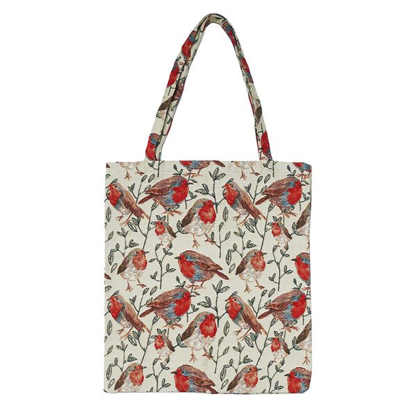 MECO-ROB | ROBIN MEDIUM ECO REUSABLE GROCERY TOTE BAG - www.signareusa.com