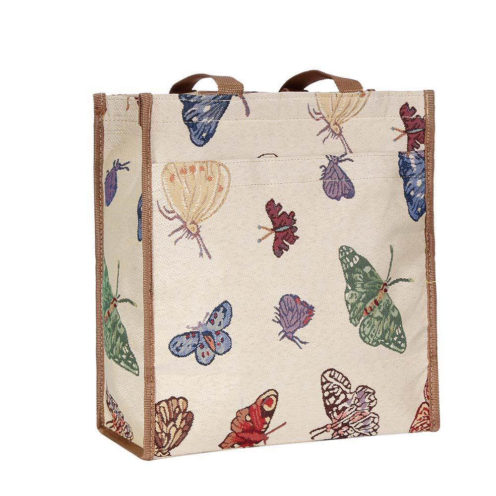 SHOP-BUTT | BUTTERFLY SHOPPER BAG - www.signareusa.com