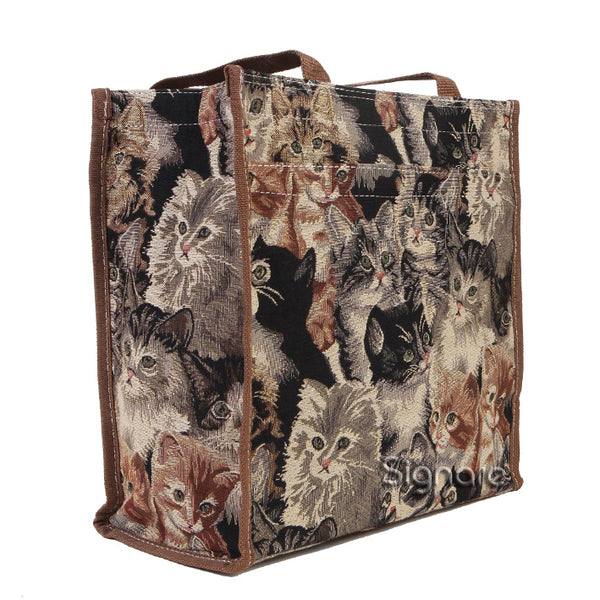 SHOP-CAT | CAT SHOPPER BAG - www.signareusa.com