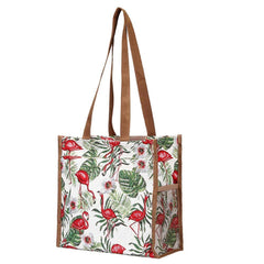 SHOP-FLAM | FLAMINGO SHOPPER BAG - www.signareusa.com