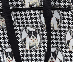 SHOP-FREN | FRENCH BULLDOG SHOPPER BAG - www.signareusa.com