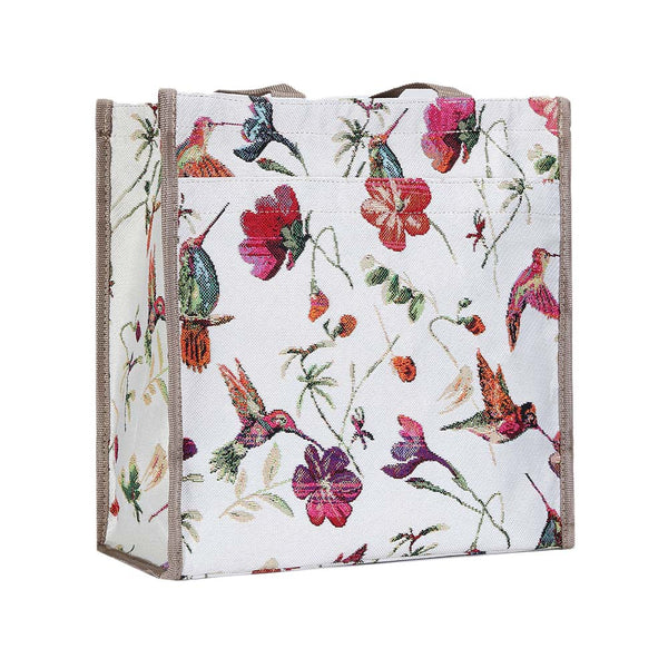 SHOP-HUMM | HUMMINGBIRD SHOPPER BAG - www.signareusa.com