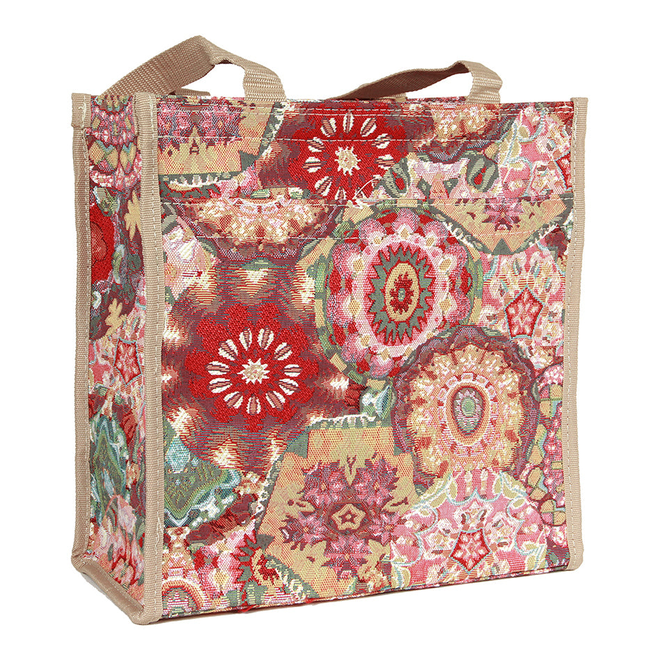 SHOP-KALE | KALEIDOSCOPE SHOPPER BAG - www.signareusa.com