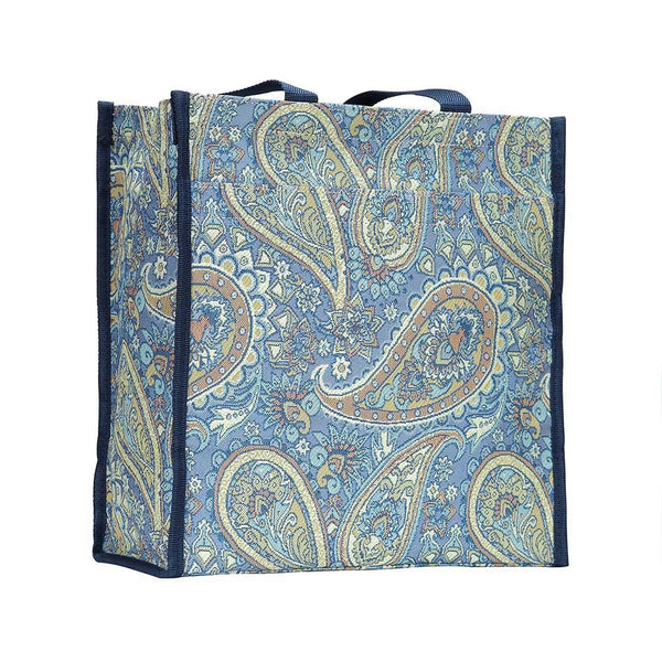 SHOP-PAIS | PAISLEY SHOPPER BAG - www.signareusa.com