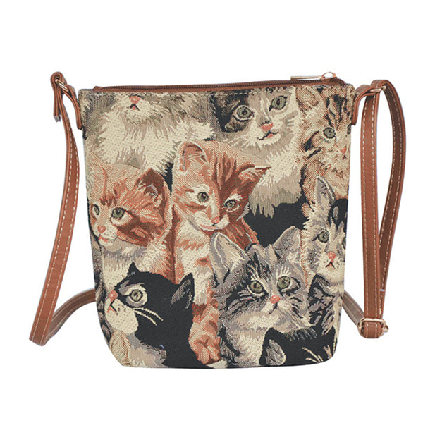 SLING-CAT | CAT SLING BAG PURSE CROSSBODY - www.signareusa.com