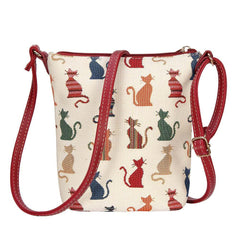 SLING-CHEKY | CHEEKY CAT SLING BAG PURSE CROSSBODY - www.signareusa.com