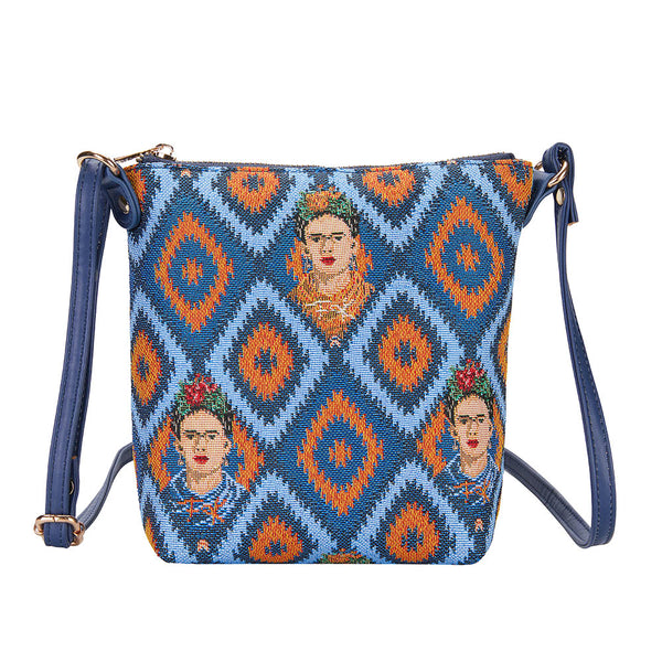 SLING-FKICON | FRIDA KAHLO SLING BAG PURSE CROSSBODY
