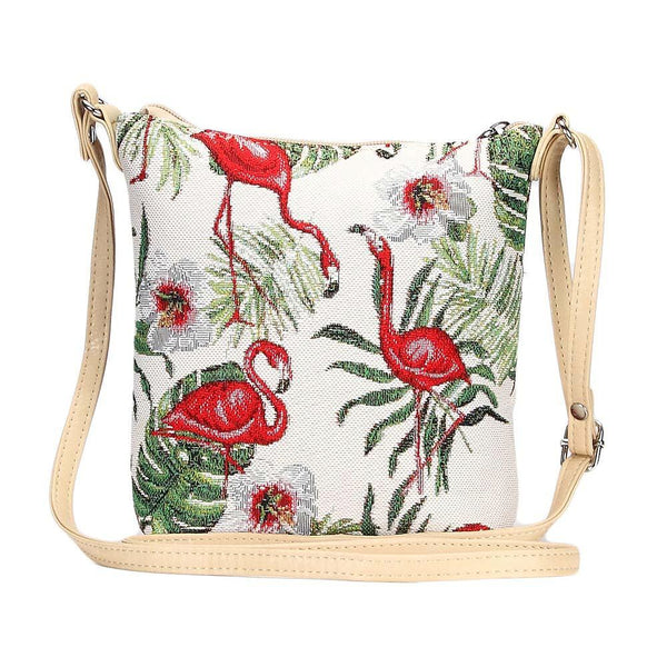 SLING-FLAM | FLAMINGO SLING BAG PURSE CROSSBODY - www.signareusa.com