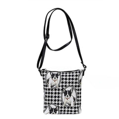 SLING-FREN | FRENCH BULLDOG SLING BAG PURSE CROSSBODY - www.signareusa.com