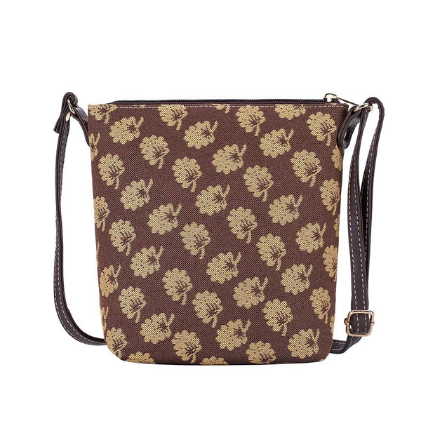 SLING-JANE | JANE AUSTEN'S OAK SLING BAG PURSE CROSSBODY - www.signareusa.com