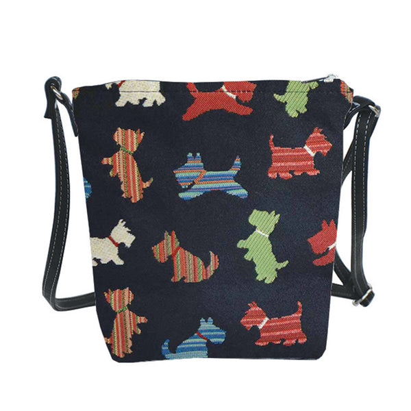 SLING-SCOT | SCOTTIE DOG SLING BAG PURSE CROSSBODY - www.signareusa.com