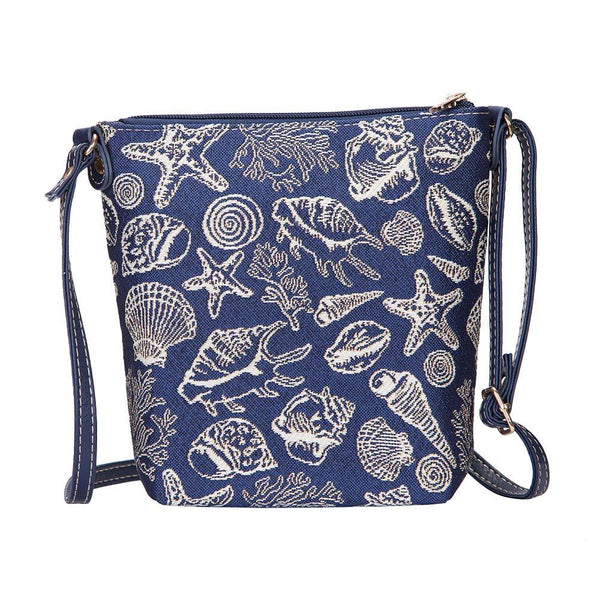 SLING-SHELL | SEA SHELL SLING BAG PURSE CROSSBODY - www.signareusa.com