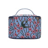 TOIL-BLOS | ALMOND BLOSSOM AND SWALLOW TOILETRY VANITY TRAVEL BAG - www.signareusa.com