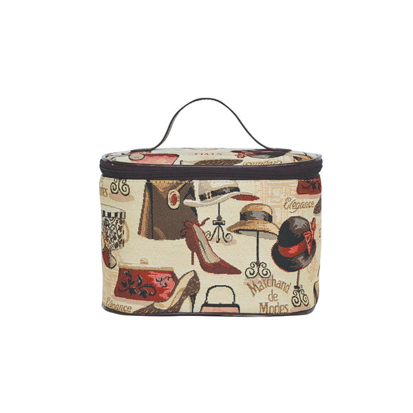 TOIL-BOU | BOUTIQUE TOILETRY VANITY TRAVEL BAG - www.signareusa.com