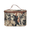 TOIL-CAT | CAT TOILETRY VANITY TRAVEL BAG - www.signareusa.com