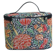 TOIL-CRAY | WILLIAM MORRIS THE CRAY TOILETRY VANITY TRAVEL BAG - www.signareusa.com