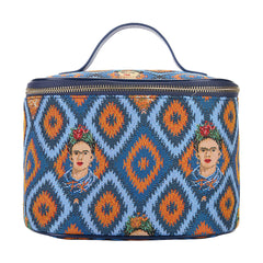 TOIL-FKICON | FRIDA KAHLO ICON TOILETRY VANITY TRAVEL BAG