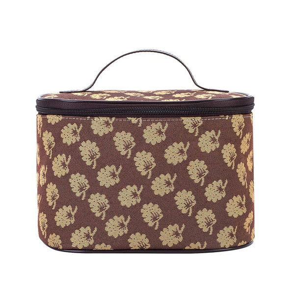 TOIL-JANE | JANE AUSTEN'S OAK TOILETRY VANITY TRAVEL BAG - www.signareusa.com