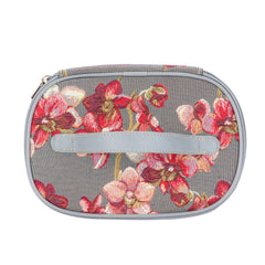 TOIL-ORC | ORCHID TOILETRY VANITY TRAVEL BAG - www.signareusa.com