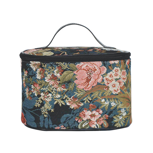 TOIL-PEO | PEONY TOILETRY VANITY TRAVEL BAG - www.signareusa.com