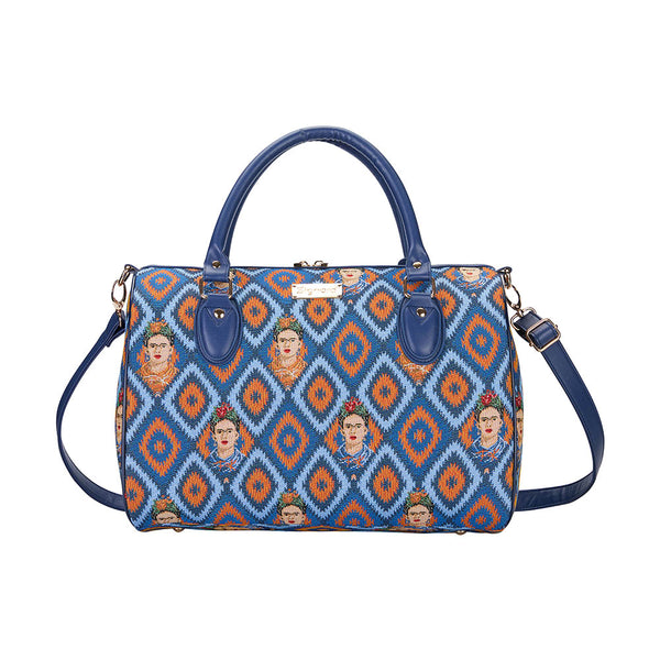 TRAV-FKICON | FRIDA KAHLO ICON TRAVEL BAG WEEKEND GYM HOLDALL
