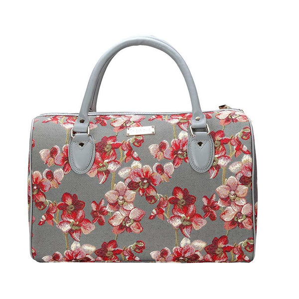 TRAV-ORC | ORCHID TRAVEL BAG WEEKEND GYM HOLDALL - www.signareusa.com