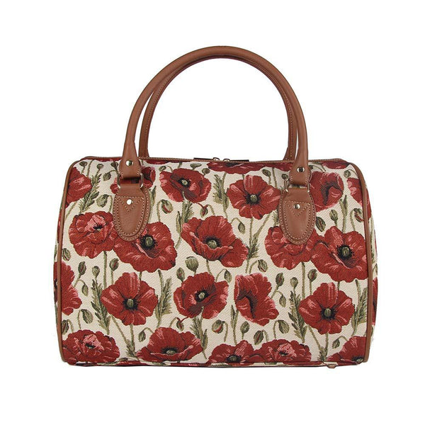 TRAV-POP | POPPY TRAVEL BAG WEEKEND GYM HOLDALL - www.signareusa.com