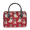 TRAV-PUG | PUG DOG TRAVEL BAG WEEKEND GYM HOLDALL - www.signareusa.com