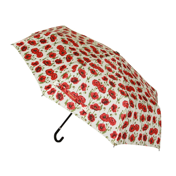 UM-FO-POP | POPPY FOLDING HOOK UMBRELLA - www.signareusa.com