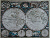 "WH-MAP-2 | ANCIENT WORLD MAP 2 55 X 43 "" INCH WALL HANGING TAPESTRY ART - www.signareusa.com"