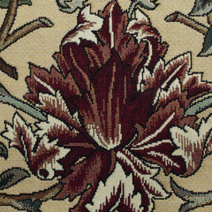 WH-WM-TLRD-2 | WILLIAM MORRIS TREE OF LIFE RED 27 X 63