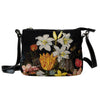 XB02-ART-AB-STILL | AMBROSIUS BOSSCHAERT STILL LIFE CROSS BODY BAG PURSE HANDBAG