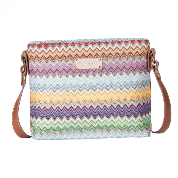 XB02-AZT | AZTEC CROSS BODY BAG PURSE HANDBAG - www.signareusa.com