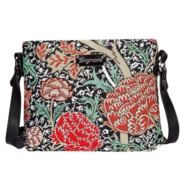 XB02-CRAY | WILLIAM MORRIS THE CRAY CROSS BODY BAG PURSE HANDBAG - www.signareusa.com