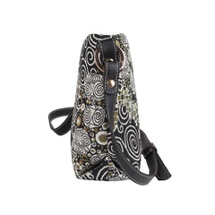 XB02-KISS | GUSTAV KLIMT KISS CROSS BODY BAG PURSE HANDBAG - www.signareusa.com