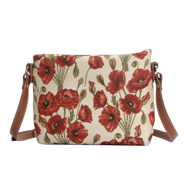 XB02-POP | POPPY CROSS BODY BAG PURSE HANDBAG - www.signareusa.com