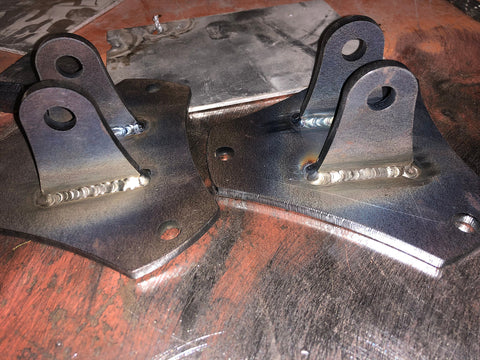1994'-2012' Dodge Upper Coilover Mounts
