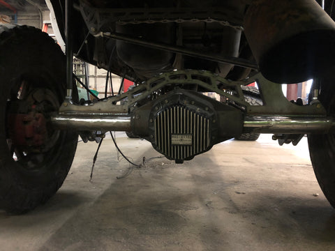 03-12 Dodge 2500-3500 Rear Axle Truss