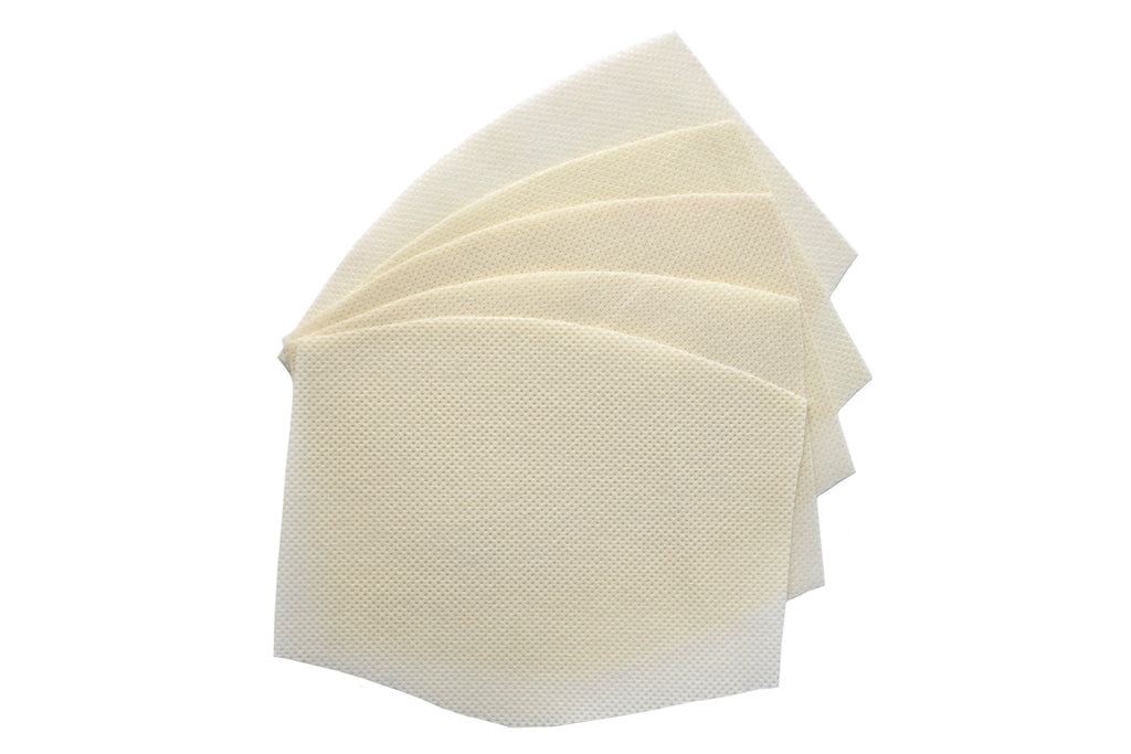 Polypropylene Filters (Pack of 5)