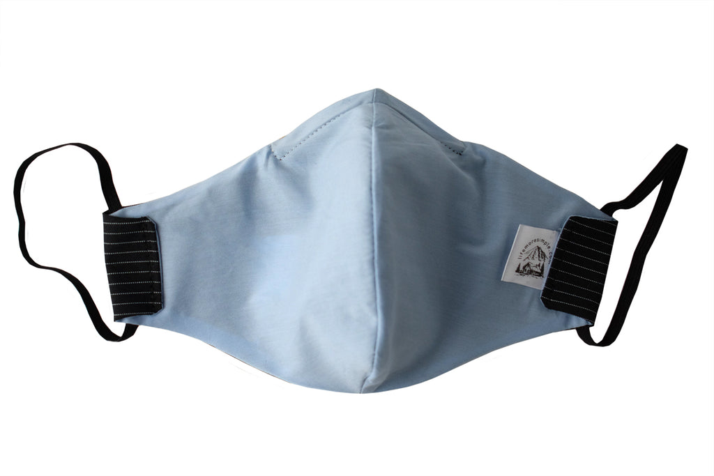 Blue Facemask - Medium