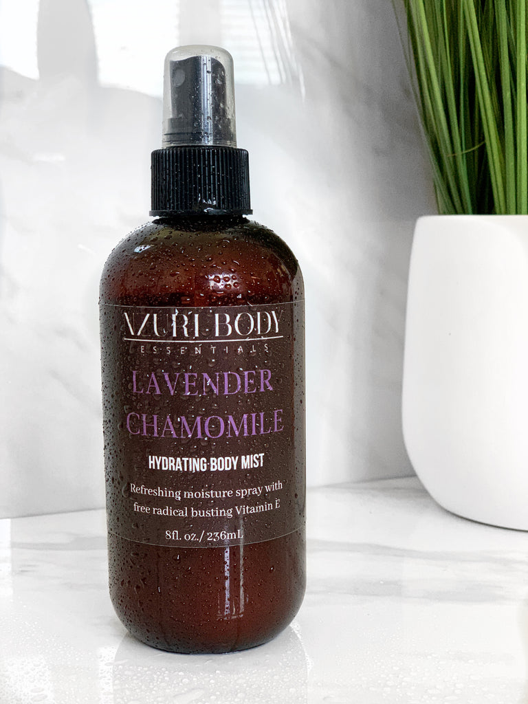 Lavender Chamomile Hydrating Mist