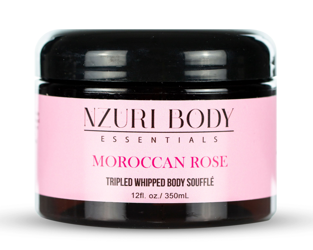 Moroccan Rose Triple Whipped Body Soufflé