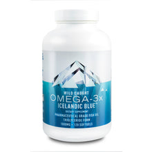 Load image into Gallery viewer, Icelandic Blue Omega-3X - 1 Month Supply - Pharmaceutical Grade